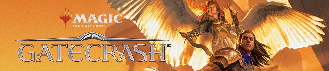 Magic: The Gathering - Gatecrash