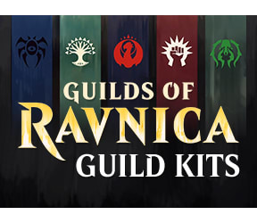 Magic: The Gathering - Guilds of Ravnica Guild Kits
