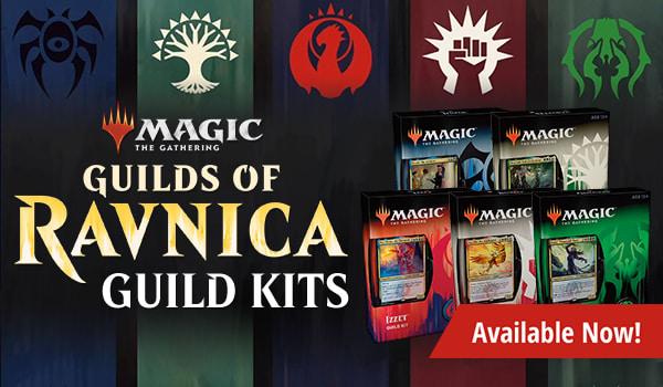 Guilds of Ravnica Guild Kits
