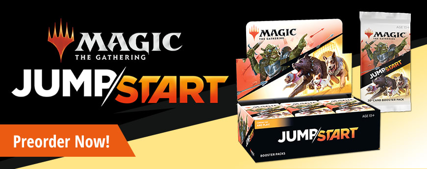 Preorder MTG Jumpstart today!
