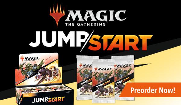 Preorder MTG Jumpstart today!