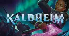MTG Kaldheim available now!