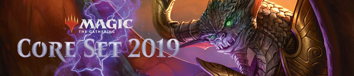 Magic: The Gathering - Core Set 2019