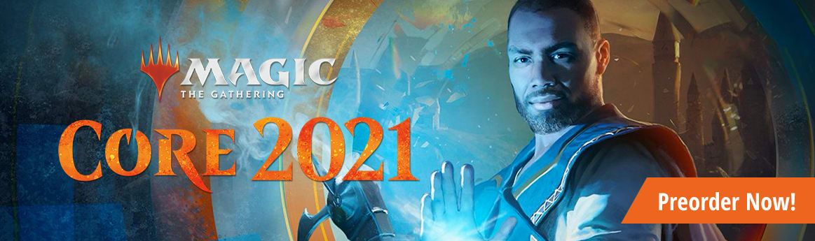 Preorder Core Set 2021 today!