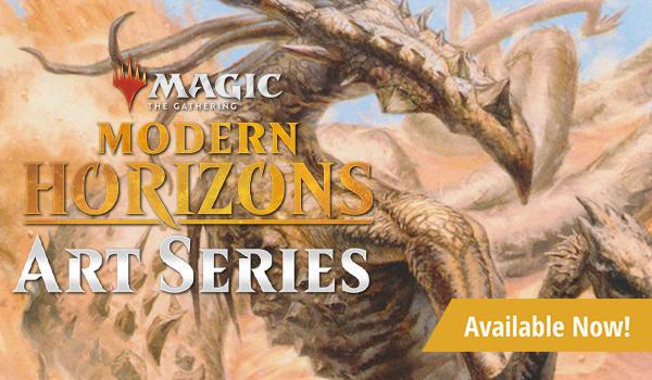 Art Series: Modern Horizons
