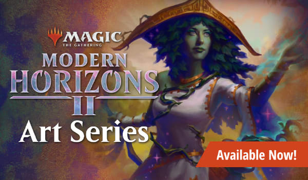 Modern Horizons 2 Art Series available now!