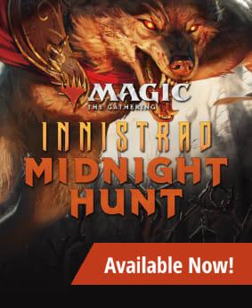 MTG Innistrad Midnight Hunt available now!