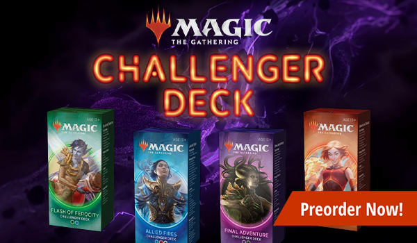 Preorder Challenger Deck 2020 today