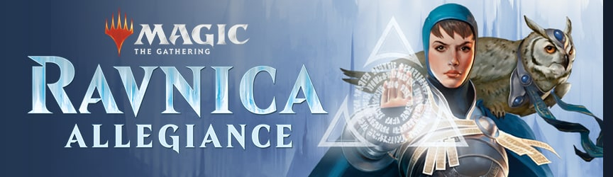 Magic: The Gathering - Ravnica Allegiance