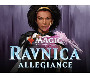 Magic: The Gathering - Ravnica Allegiance