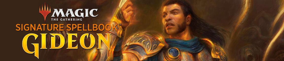 Magic: The Gathering - Signature Spellbook: Gideon