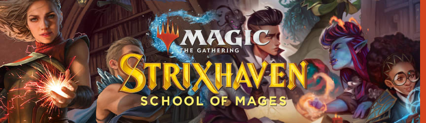 Magic: The Gathering - Strixhaven: School of Mages