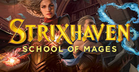 Strixhaven: School of Mages available now!
