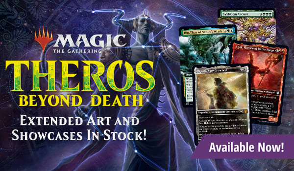 Theros Beyond Death available now