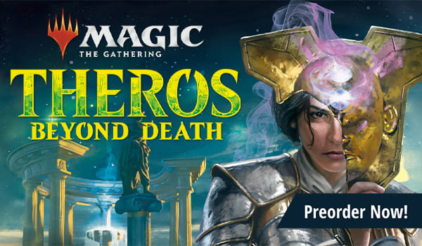 Preorder Theros Beyond Death today