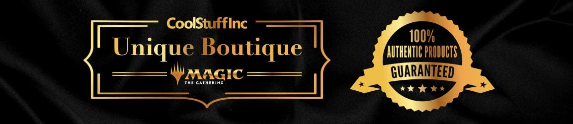 CoolStuffInc.com Unique Boutique - Magic: The Gathering
