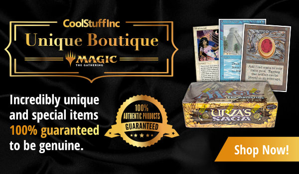 Magic: The Gathering Unique Boutique