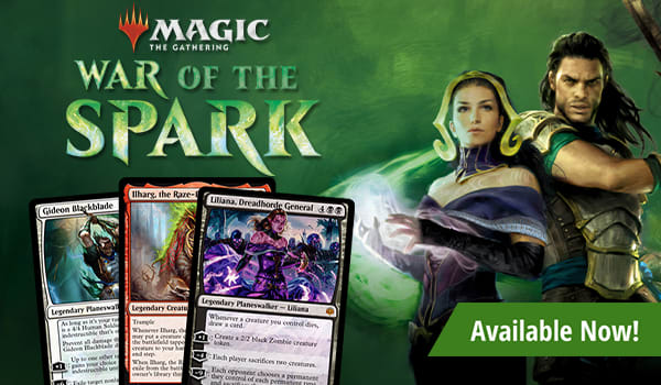 Magic: The Gathering - War of the Spark