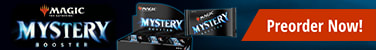 Preorder Mystery Booster today