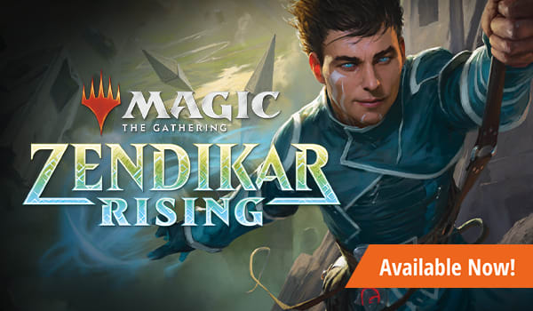Zendikar Rising available now!
