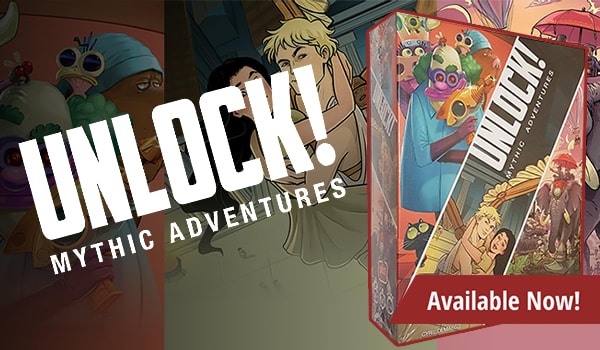 Unlock Mythic Adventures available now!