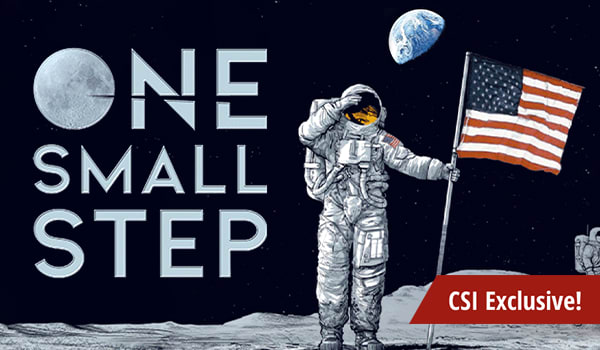 One Small Step available now!