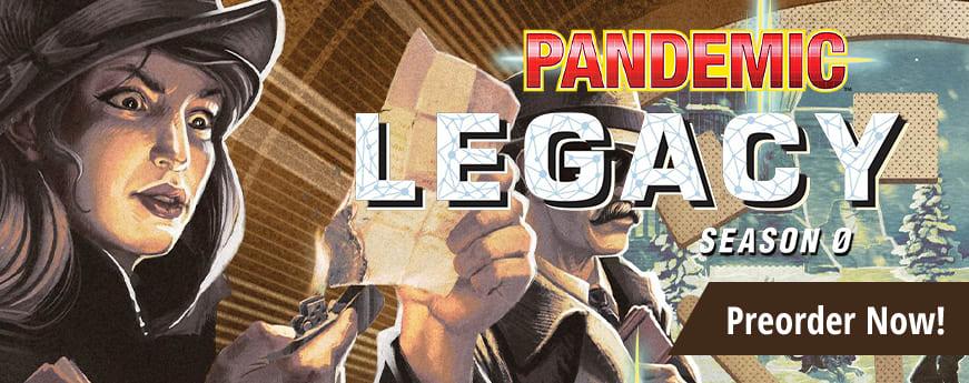 Preorder Pandemic Legacy Season 0 today!