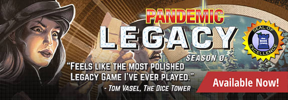 Pandemic Legacy Season 0 available now!
