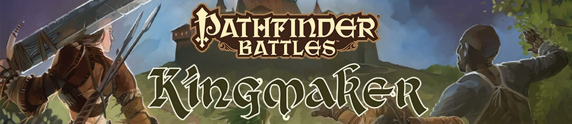 Pathfinder Battles - Kingmaker