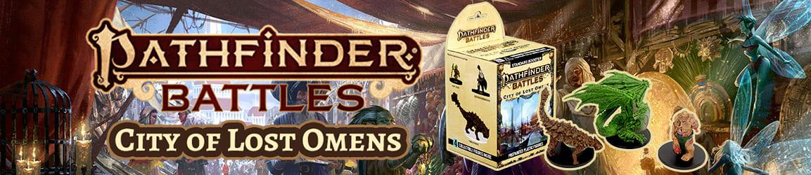 Pathfinder Battles - City of Lost Omens