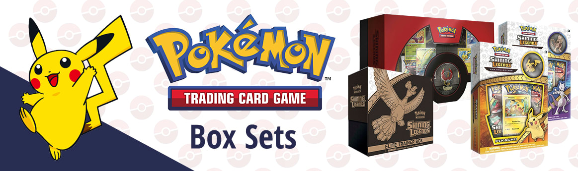 Pokemon Box Sets available now