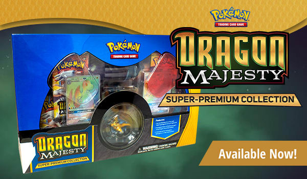 Dragon Majesty Super Premium Collection