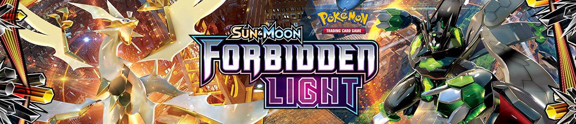 Pokemon - Sun and Moon: Forbidden Light