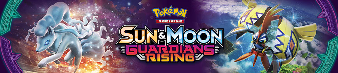Pokemon - Sun & Moon: Guardians Rising