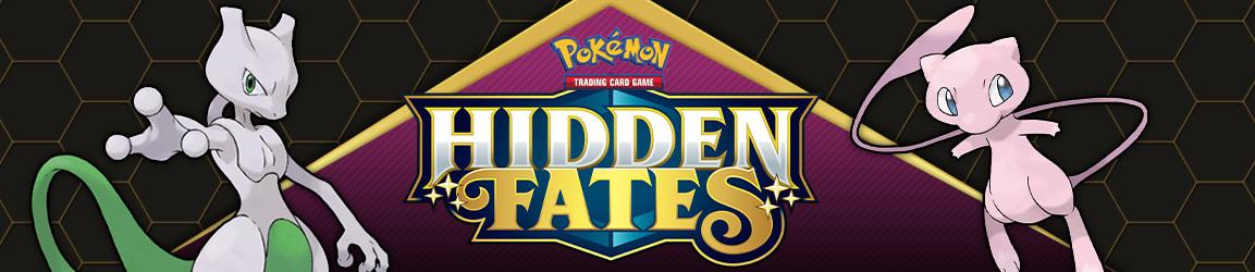 Pokemon - Hidden Fates
