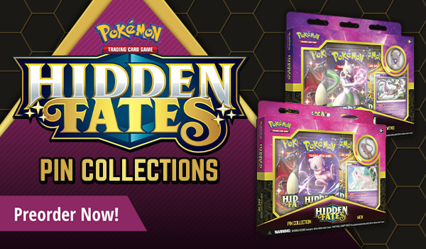 Hidden Fates - Pin Collections