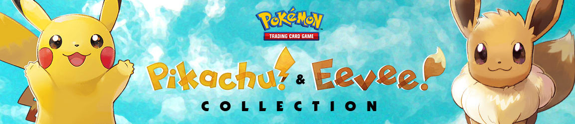 Pokemon - Pikachu & Eevee Collection