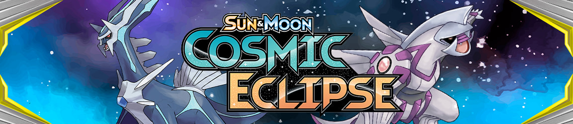 Pokemon - SM Cosmic Eclipse