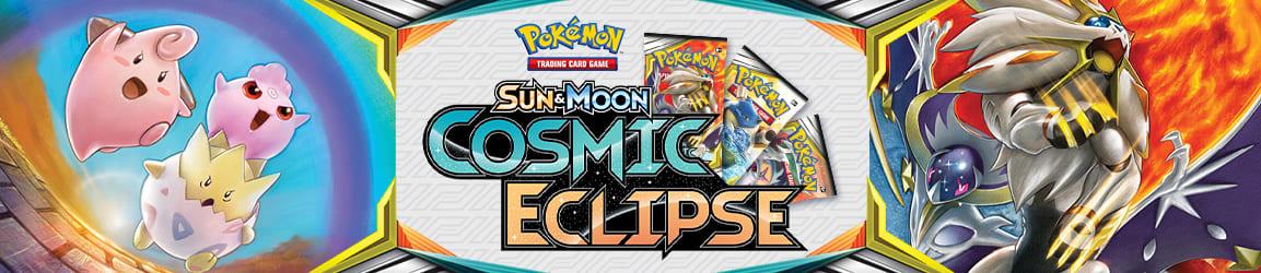 Pokemon - SM Cosmic Eclipse