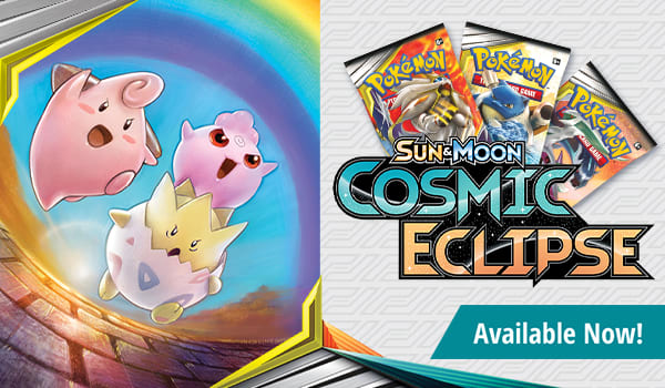 Sun and Moon: Cosmic Eclipse available now