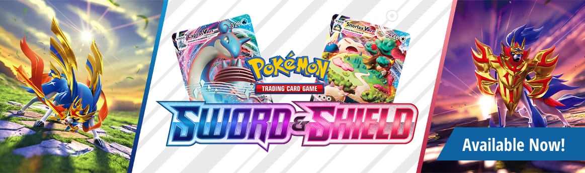 Pokemon Sword and Shield available now