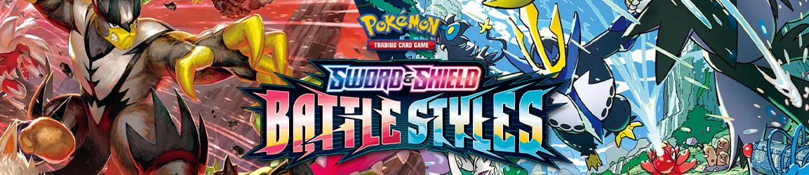Pokemon - SWSH Battle Styles