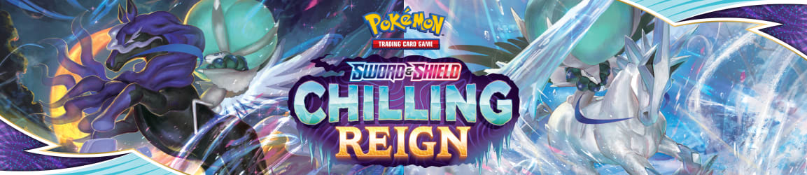 Pokemon - SWSH Chilling Reign