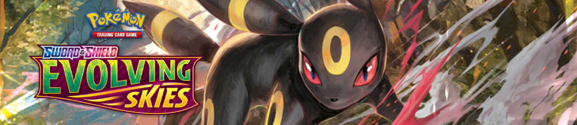 Pokemon - SWSH Evolving Skies