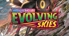 Sword and Shield Evolving Skies available now!