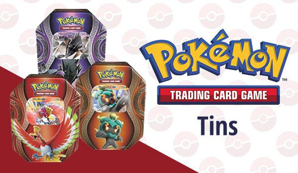 Pokemon Tins