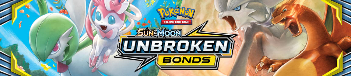 Pokemon - Sun & Moon: Unbroken Bonds