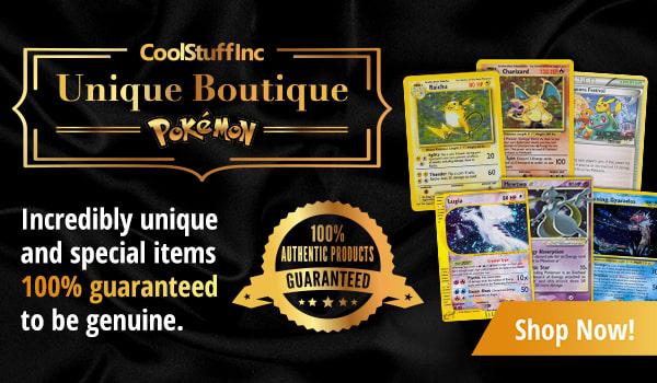 Pokemon Unique Boutique