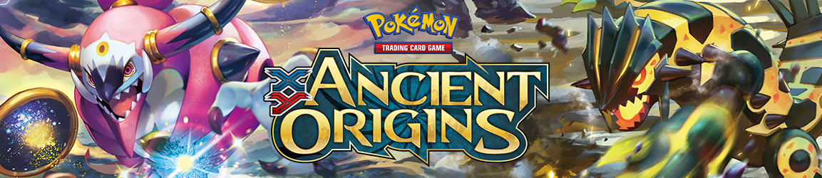 Pokemon - XY Ancient Origins