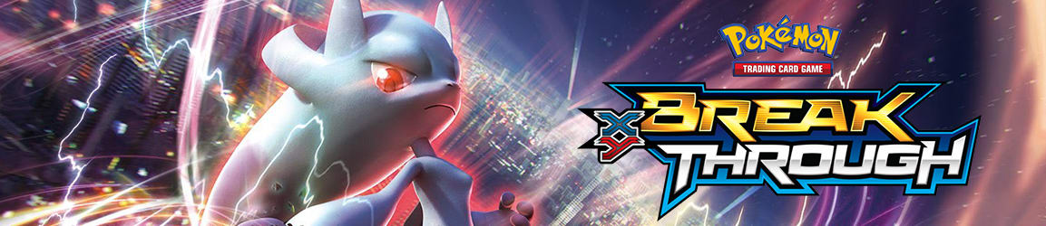 Pokemon - XY BREAKthrough